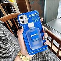 立体江白は12 Pro/Maxボトルx携帯ケースxr/xs/11男7 plusカメラの全パックに適用されます 面白 スマホケース
