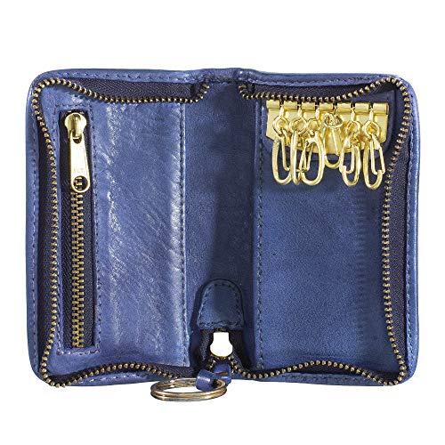 Timeless - Soporte de llave, Indigo Blue (Azul) - 8031847175516