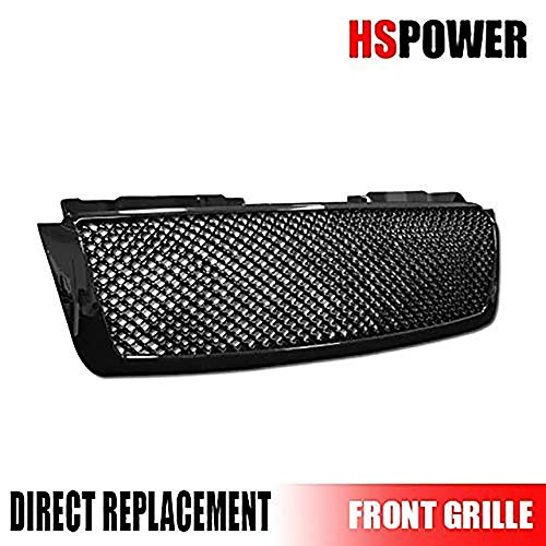 08 chevy avalanche grill - 8