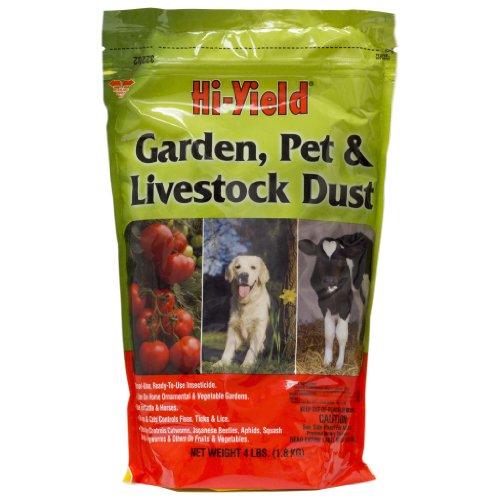 'Hi-yield' Garden, Pet and Livestock Dust4 Pounds