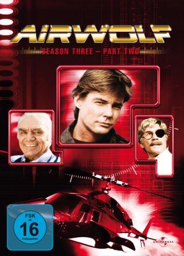 Airwolf - Season 3.2 (3 DVDs)