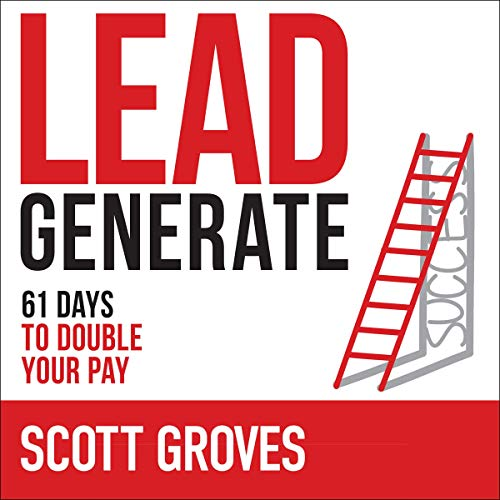 Lead Generate audiobook cover art