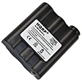 HQRP Rechargeable Battery Pack Compatible with Midland GXT-950 / GXT950 / GXT950VP4 / GXT-1000 / GXT1000 / GXT1000VP4 / GXT-1050 / GXT1050 / GXT1050VP4 Two-Way Radio