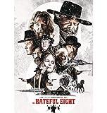 DPFRY Leinwandbilder The Hateful Eight Quentin Tarantino