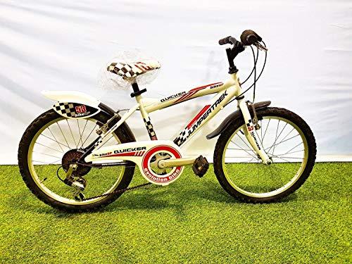 CINZIA - Bicicleta de 20 pulgadas Quicker con cambio de 6 V,...