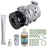 For Toyota 4Runner 2003-2009 AC Compressor w/A/C Repair Kit - BuyAutoParts 60-80493RK NEW