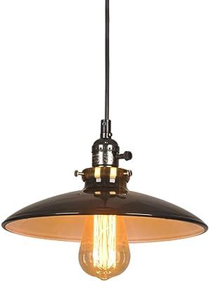 Emaille Hängelampe Deckenlampe Hängeleuchte Retro LOFT Industrie vintage Lampe