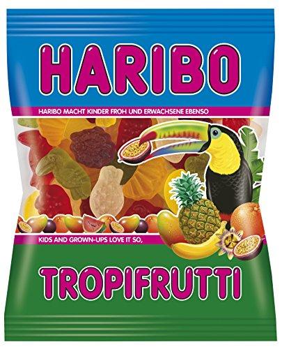 Haribo TROPIFRUTTI, 18er Pack (18 x 200 g)