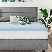 Best Price Mattress TwinXL Mattress Topper - 3 Inch Gel Memory Foam Bed Topper with Cooling Mattress Pad, TwinXL