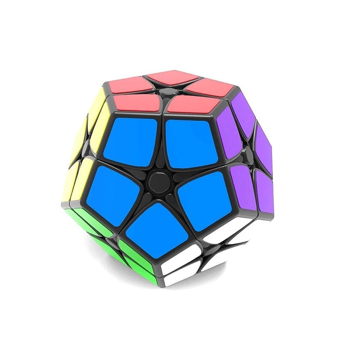 思春期約設定ゴージャス高品質のABS素材で作られたルービックキューブ、3次の不規則なルービックキューブセットで作られた、2次斜めスムージング玩具のためのギフトとして使用可能 (Edition : Second order)