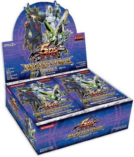 Yu-Gi-Oh Duelist Pack Yusei 3 Booster