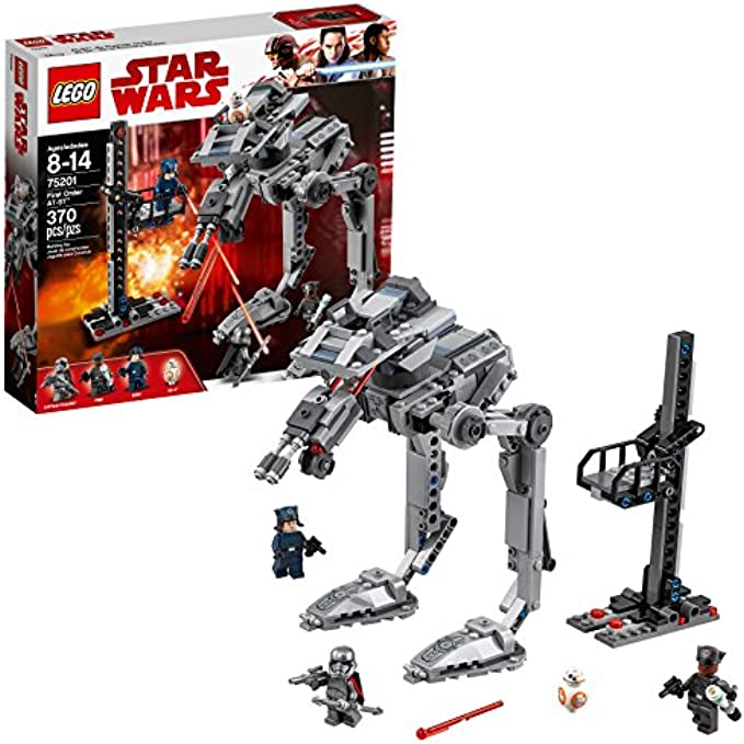 LEGO Star Wars 75201 First Order AT-ST