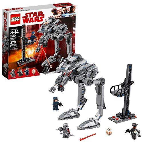 Lego Star Wars First Order AT-ST [75201-370 Pieces]