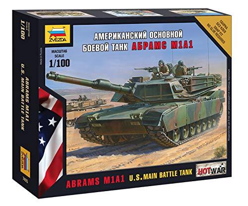 Zvezda Hot War: Abrams M1 A1