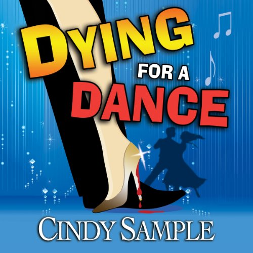 Dying for a Dance audiobook cover art