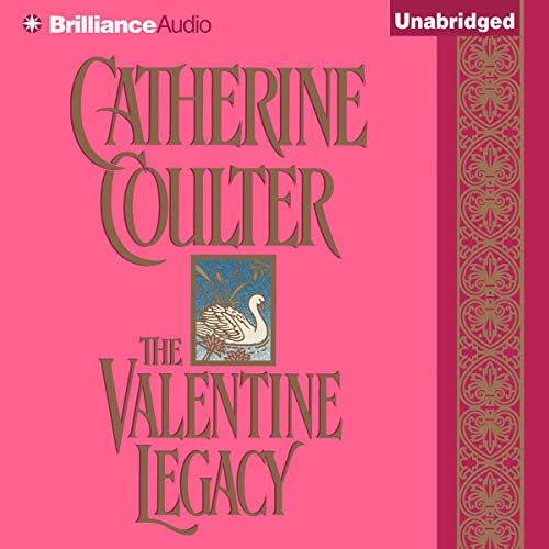 The Valentine Legacy: Legacy, Book 3 audiobook cover art