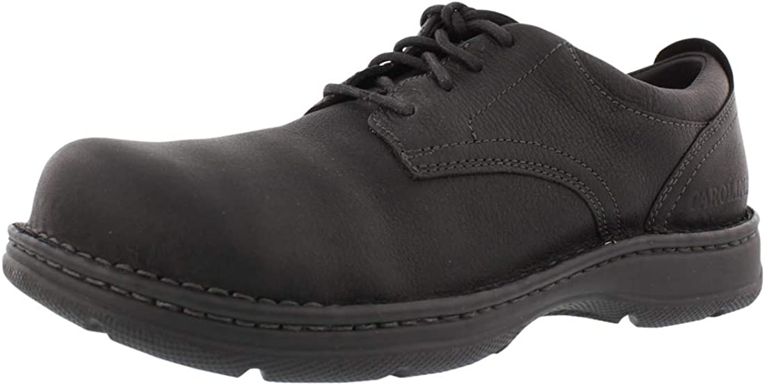 Carolina Mens Opanka Oxford Black Size 9