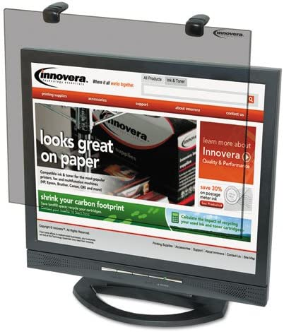 Innovera 46402 Protective Anti Glare LCD Monitor Filter for 17 to 18 Inches LCD Monitors IVR46402 product image