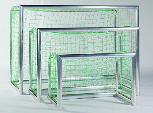 Haspo Minitrainingstor Professional - absolut wetterfest - vollverschweißt, Größe:1.2 x 0.8m