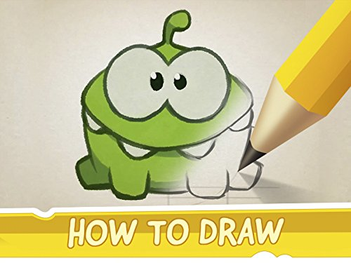 Clip: Cut the Rope - How to Draw Nommies