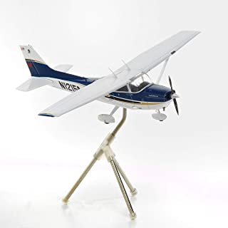2019 Limited Edition Sporty's Cessna 172 Skyhawk Die-Cast Airplane Aircraft Model Aircraft Decor