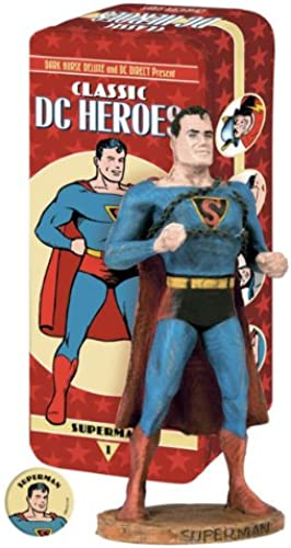 Classic DC Character  1 - Superman 13cm Statue