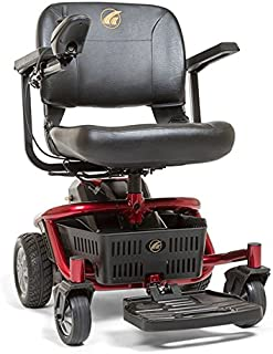 Golden Technologies Scooter Powered-Wheelchair GP162