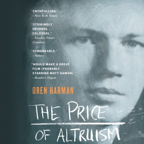 The Price of Altruism audiobook cover art