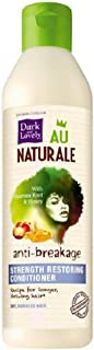 Dark and Lovely Au Naturale Anti-Breakage Strength Restoring Conditioner, 13.5 oz (Pack of 2)