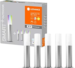 LEDVANCE Oprawa oświetleniowa ogrodowa typu smart LED: for uziemienie, SMART+ GARDEN POLE / 3,80 W, 220…240 V, RGBW, 3000 ...