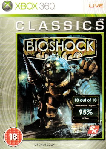 Take-Two Interactive Bioshock - Classics Edition (Xbox 360) vídeo - Juego (Xbox 360, FPS (Disparos en primera persona))