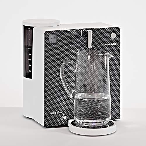 Mobiler Wasserfilter Aqua Living Springtime 420 Classic Carbonoptik Umkehrosmose-Technik - ein Angebot von WELCON…