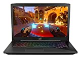 "ASUS ROG STRIX GL703VD 17.3"" Gaming Laptop, GTX 1050 4GB, Intel Core i7 2.8 GHz, 16GB DDR4, 1TB FireCuda SSHD, RGB Keyboard (Certified Refurbished)"