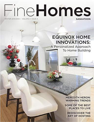 Fine Homes: Equinox Home Innovations (English Edition)