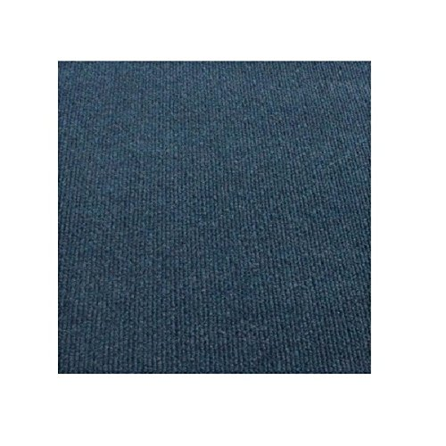 8'x10' Rectangle - Dark Blue Waters - Economy Indoor/Outdoor Carpet Patio & Pool Area Rugs |Light Weight Indoor/Outdoor Rug - Easy Maintenance - Just Hose Off & Dry! - 10 Colors to Choose from