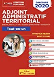 Concours Adjoint administratif...
