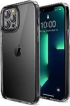 "Trianium Case Compatible with iPhone 13 Pro 2021 (6.1""), Clarium Series Protective TPU Hybrid Cushion Rigid Cover"