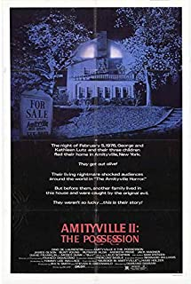 Amityville 2: The Possession POSTER Movie (27 x 40 Inches - 69cm x 102cm) (1982)