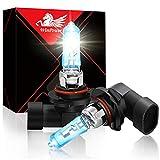 Win Power 9012 55W High Brightness Halogen Bulb 5500K HIR2 Headlight Light Replacement, Pack of 2