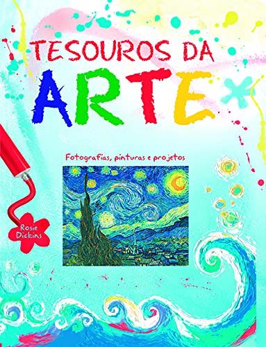 Tesouros da arte: Fotografias, pinturas e projetos
