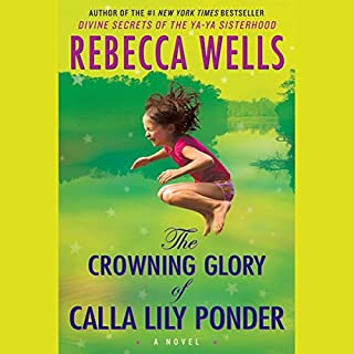 The Crowning Glory of Calla Lily Ponder audiobook cover art