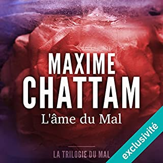 L'âme du mal audiobook cover art