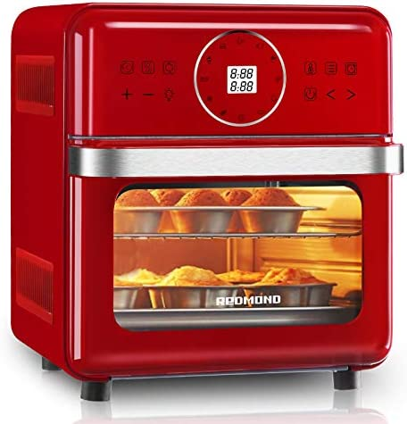 REDMOND Air Fryer 14 8QT Air Fryer Oven 12 in 1 1700W Electric Air Oven with LED Digital Touchscreen product image