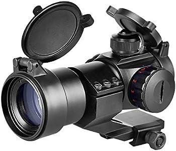 Tactical Gun Sight Dot Scope Reflex Sight for 20mm Cantilever Mount