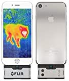 FLIR ONE iOS Thermal Imaging Camera for X, 8 , 9, 7 / 7 Plus. Free POWERBANK Included!