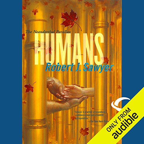 Humans audiobook cover art