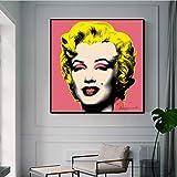 Hao Sai's shop Cartel Andy Warhol Imagen Marilyn Monroe Mujeres Sexy Impresiones...