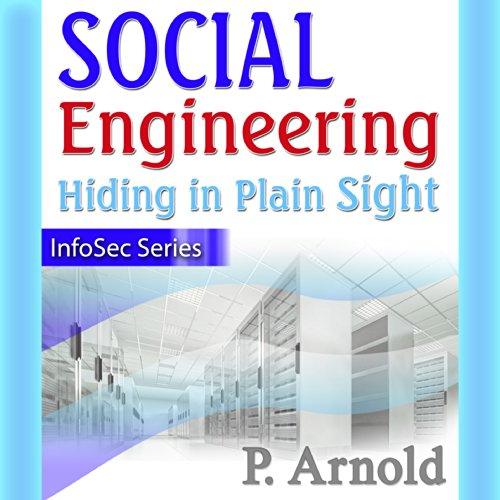 Social Engineering audiobook cover art