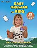 Easy Origami for Kids: Ori + Gami and Friends. Origami Kit with Magical Book, Easy-to-Do Fun Papercraft Projects and Step-by-Step Instructions to the ... of Origami Paper (Easy Origami With Paper)