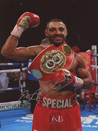 Kell Brook/IBF Welterweight Boxen World Champion signiert 12x 8Foto img05Authentic + Echtheitszertifikat